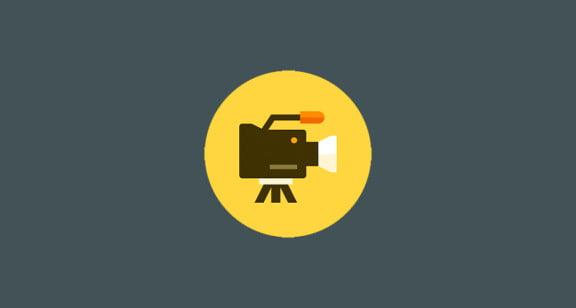 עצירת וידאו מחוץ ל Viewport