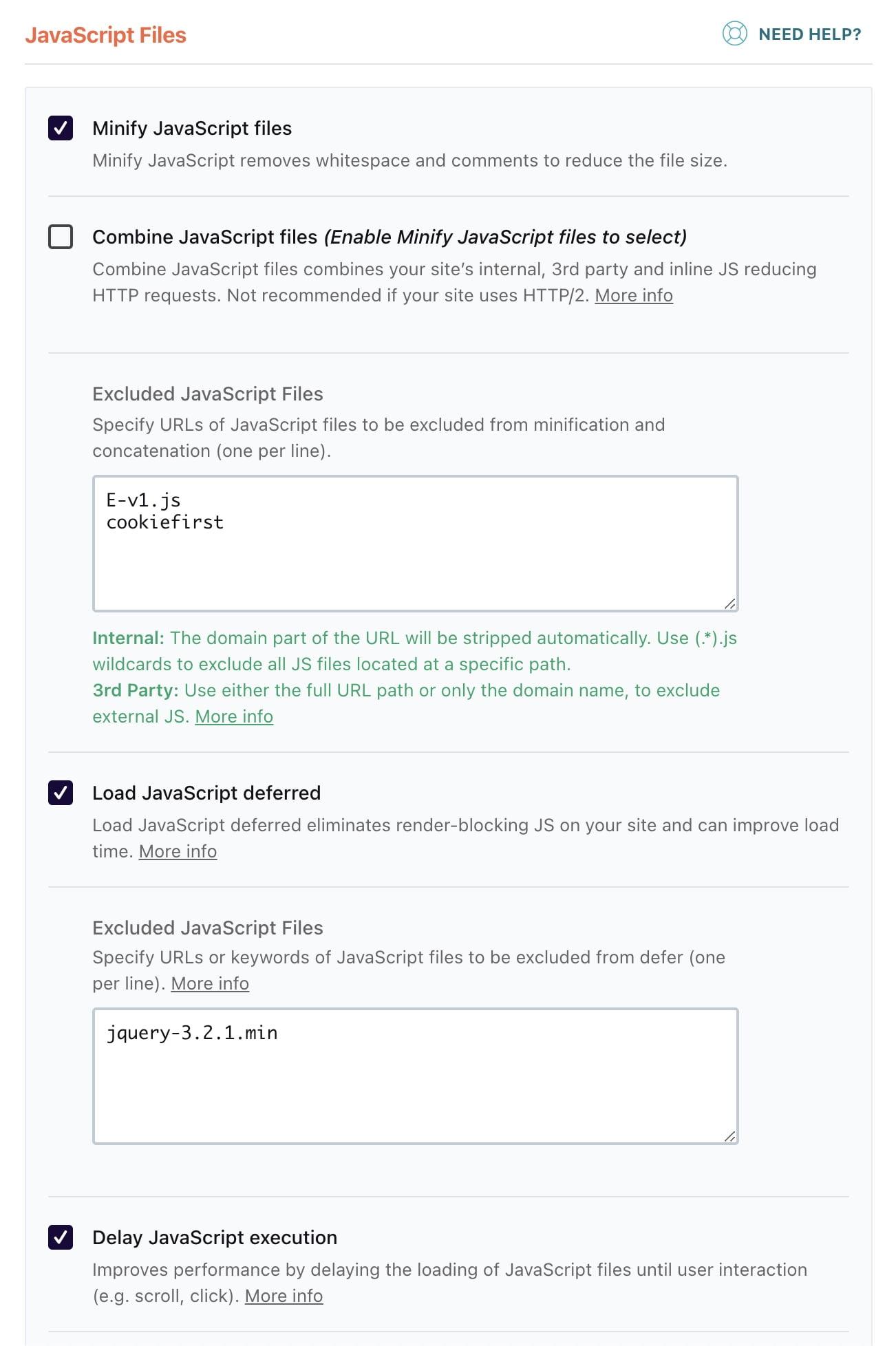 סקריפטים וקבצי Javascript א׳