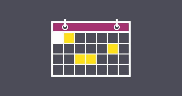 הצגת אירועים על לוח שנה עברי בוורדפרס באמצעות ACF